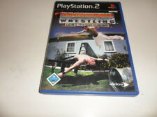 PLAYSTATION 2 PS 2 Backyard Wrestling: Don 't try this at home