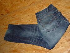"""Tolle Jeans v.TOM TAILOR"""" Gr.W32/L34 blau used Knopfleiste"""