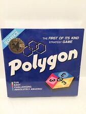 POLYGON Strategy Game by Jax  BRAND NEW IN BOX, FACTORY SEALED Free Shipping!