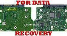 Seagate SV35.6 3TB ST3000VX000 9YW166-500 CV13 100664987 PCB + Firmware XFER