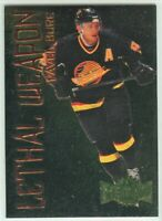 1996-97 Metal Universe Lethal Weapons #2 Pavel Bure NM-Mint (P8-120619-24)