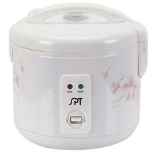 Sunpentown SPT 10 Cups Rice Cooker  - White - SC-1813W