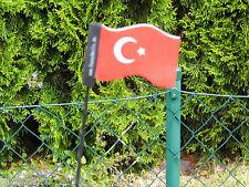 Fahne Türkei Antenne Aufsteckbar Türkeifahne Wetterfest Hochzeit Autokorso