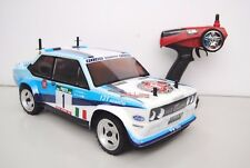 EZRL035 Modelo de coche Eléctrico 4x4 The RALLY Legends Fiat 131 RALLY WRC 1981
