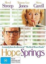 HOPE SPRINGS New Dvd MERYL STREEP TOMMY LEE JONES ***