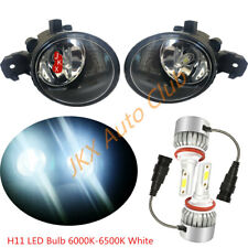 For Infinit Nissan Rogue Versa X-Trail Qashqai 2PC 36W LED Bulb Fog Lamp k Light