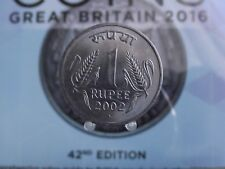 0484R INDIA REPUBLIC RUPEE 2002(B) BEAUTIFUL
