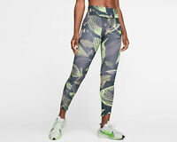 Nike Epic Run Power 7/8 Women's Floral Printed Tights Running  Training Gym