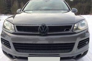 Volkswagen Touareg NF front radiator grille 2010 2011 2012 2013 2014