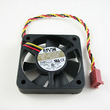 AVC 50 x 50 x 10 mm 12V DC 0.15A 3-Pin Super Quiet PC Case Cooling Fan
