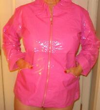 New 100% PVC Vinyl Women's Pink SZ Sm/Med