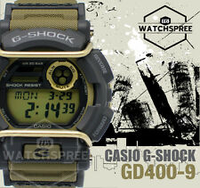 Casio G-Shock Classic Series GD400-9D