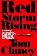Tom Clancy~RED STORM RISING~1ST(1)/DJ