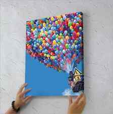 "16"" x 20"" DIY Paint By Number Kit Acrylic Painting On Canvas - Balloon"