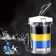 Aquarium Fish Tank External Canister Filter Outside Pre-Filter