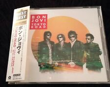 BON JOVI TOKYO ROAD CD JAPAN  NEW Kiss Poison Rare Cinderella Queen