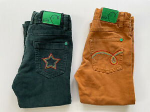 2 x Little Bird Trousers Jools Oliver Mothercare 2-3 Years