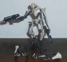 Star Wars Clone Wars GENERAL GRIEVIOUS Figure