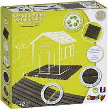 Smoby Bodenplatten-Set mit Klicksystem für Spielhaus und Spielplatz