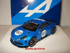 NOREV COFFRET RENAULT ALPINE VISION CELEBRATION 60 ANS GOODWOOD  2015 - 1/43°