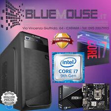PC DESKTOP COMPUTER INTEL SEI CORE I7 9700 COFFELAKE HDD1TB/RAM 16GB/DVD LGA1151