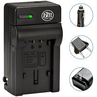 BM Premium Battery Charger for VW-VBT190, VW-VBT380, VW-VBK180 VW-VBK360 Battery