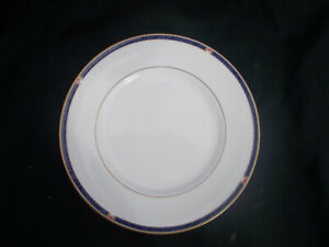 Royal Worcester CARINA BLUE. Dinner Plate.  Diameter 10½  inches. 27cms