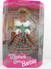 Winter's Eve Barbie Doll Holiday Christmas Fashion Special Edition