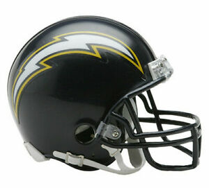 San Diego Chargers 1988-2006 88-06 Throwback Riddell VRS4 Mini Helmet New in box
