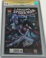Amazing Spiderman Renew Your Vows #2 Signed by Stan Lee & Campbell CGC 9.8 SS