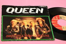 """QUEEN 7"""" WE WILL ROCK YOU ORIG GERMANY 1979 EX"""
