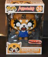 "Aggretsuko Funko POP! Animation Retsuko Rage 10"" Vinyl Figure"