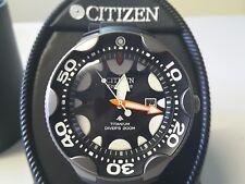 Rare Citizen Orca Titanium BN0015-07E Diver Mens Watch