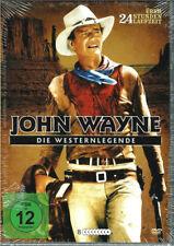 John Wayne - Die Westernlegende  (8DVD's)  21 Filme - NEU & OVP