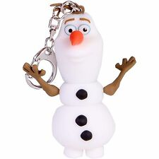 DISNEY'S FROZEN OLAF 8GB USB FLASH DRIVE KEY CHAIN KEY CLIP OFFICIAL PRODUCT NEW