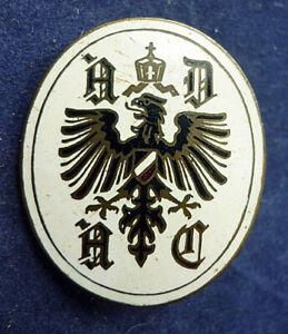 ADAC Mitglieder Anstecker Kaiserreich, vor 1918 (Art.4541)