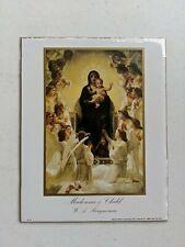 Madonna and child.  W. A. Bouguereau. 1988 Northwest publishing company Orlando