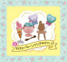 Re-ment Sanrio Miniature My Melody Floral Party Set rement No.03 RARE NOW