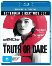Truth Or Dare (Blu-ray, 2018) Brand New / Sealed