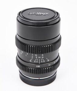 SLR Magic 25mm T0.95 HyperPrime Cine III Lens (MFT Mount)