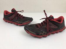 New Balance Minimus Trail Running Shoes Black Red MT1010- US 12 (EU 46.5)
