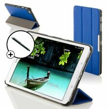 Carcasas, estuches y fundas azul de piel para reproductores MP3 Samsung