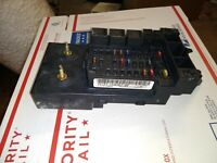 2000 Ford F250 F350 Dash mounted Fuse Relay Box / Panel part #YC3T-14A067-BF