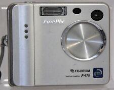 Fujifilm FinePix JX370 Compact Digital Camera 3X Optical Zoom - Silver