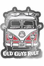 OLD GUYS RULE STICKER 'GOOD VIBES' VW CAMPER