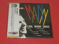 CARL MANN Like Mann JAPAN MINI LP CD