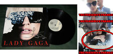 """LADY GAGA signed Autographed """"THE FAME"""" ALBUM - EXACT PROOF - A Star Is Born COA"""