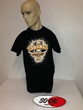 So-Cal t-shirt Power Piston BLACK size XXXL front print hot rod 32 ford chev