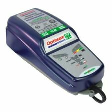 Optimate Motorcycle Motorbike Lithium Battery Charger 4S 5A Maintenance