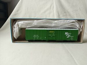Athearn Blue Box HO Scale BNSF / WFE 57' Mech Reefer RTR #798877 *EXCELLENT*KDs*